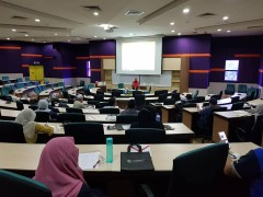 Halal Officer Training For The Owners/Managers of Restaurants and Cafe of IIUM
