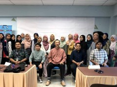 Halal critical ingredients training at MISDEC