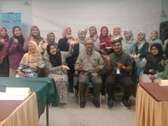Muslim Friendly Training at MISDEC held by INHART