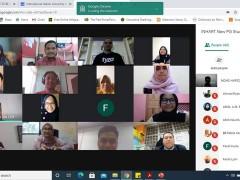 INHART Ta'aruf Day Semester 1, Academic Year 2020/2021