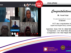 Congratulations Br. Yousef Iriqat
