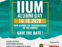 IUM ALUMNI DAY - 10.10.2020