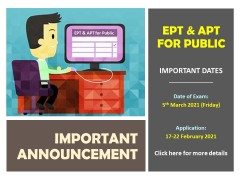 EPT & APT FOR PUBLIC (5 MARCH 2021)