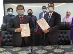 IIUM COLLABORATES WITH THE MALAYSIAN BAR TO REVIVE THE JOURNAL INSAF