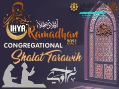 APPLICATION TO PERFORM TARAWIH PRAYER FOR THE MONTH OF RAMADHAN 1442H AT IIUM SHAS MOSQUE GOMBAK CAMPUS