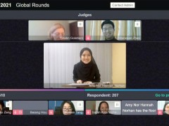 IIUM JESSUP MOOT TEAM REACHED THE ADVANCED ROUNDS OF THE GLOBAL ROUNDS