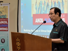 OPPORTUNITY TO LEAVE A LEGACY AT AIKOL