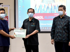 AIKOL DISTRIBUTES MEAL COUPONS TO STUDENTS