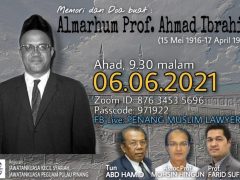 IT FALLS ON THE CURRENT GENERATION OF LEGAL PRACTITIONERS, ACADEMICS AND THE WIDER SOCIETY TO CONTINUE THE HARMONISATION OF SHARIAH AND LAW AS THE LEGACY OF PROFESSOR EMERITUS AHMAD MOHAMED IBRAHIM