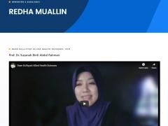 Redha Muallim Programme