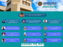 ANNOUNCEMENT OF THE NEW KULLIYYAH OF SCIENCE ACADEMIC ADMINISTRATOR LINEUP YEAR 2021-2023