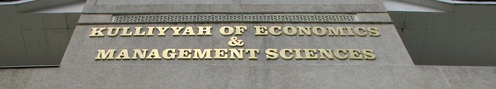 Bachelor of Economics (Honours)