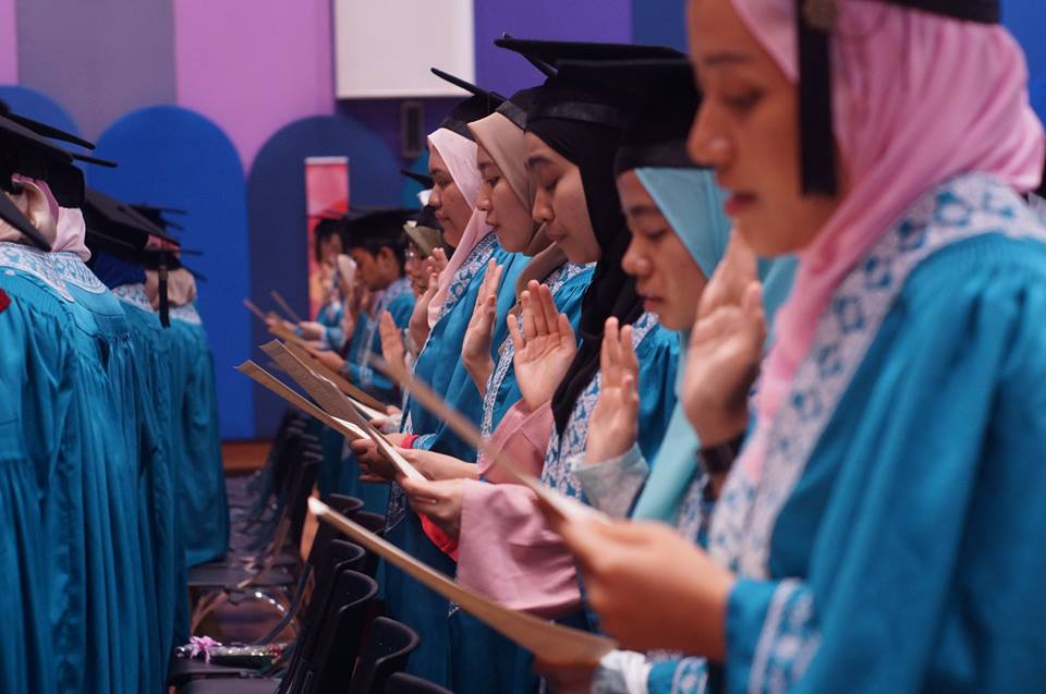 IIUM KOD 7th Batch Oath Taking Ceremony