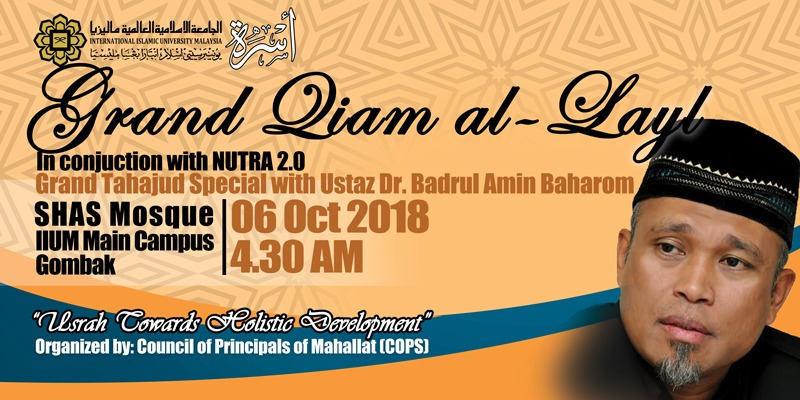 Grand Qiyam al-Layl