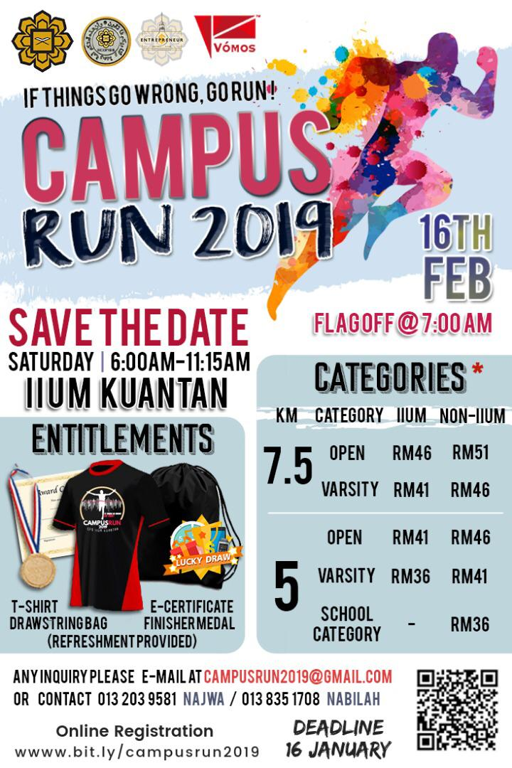 CAMPUS RUN 2019