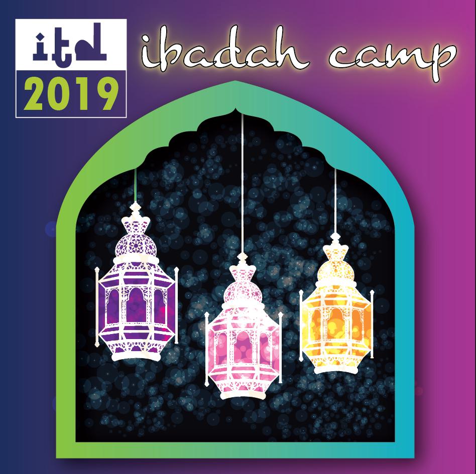 ITD Ibadah Camp 2019