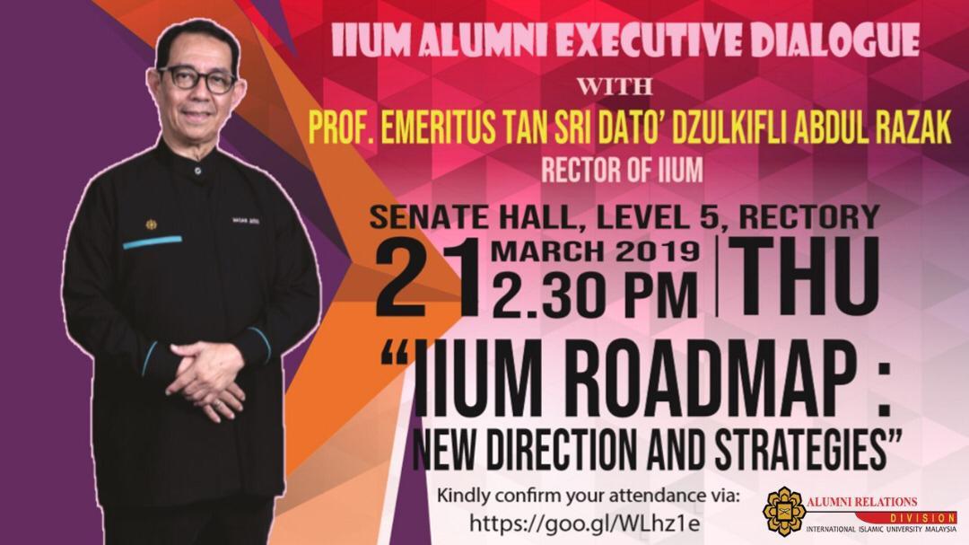IIUM Alumni Executive Dialogue
