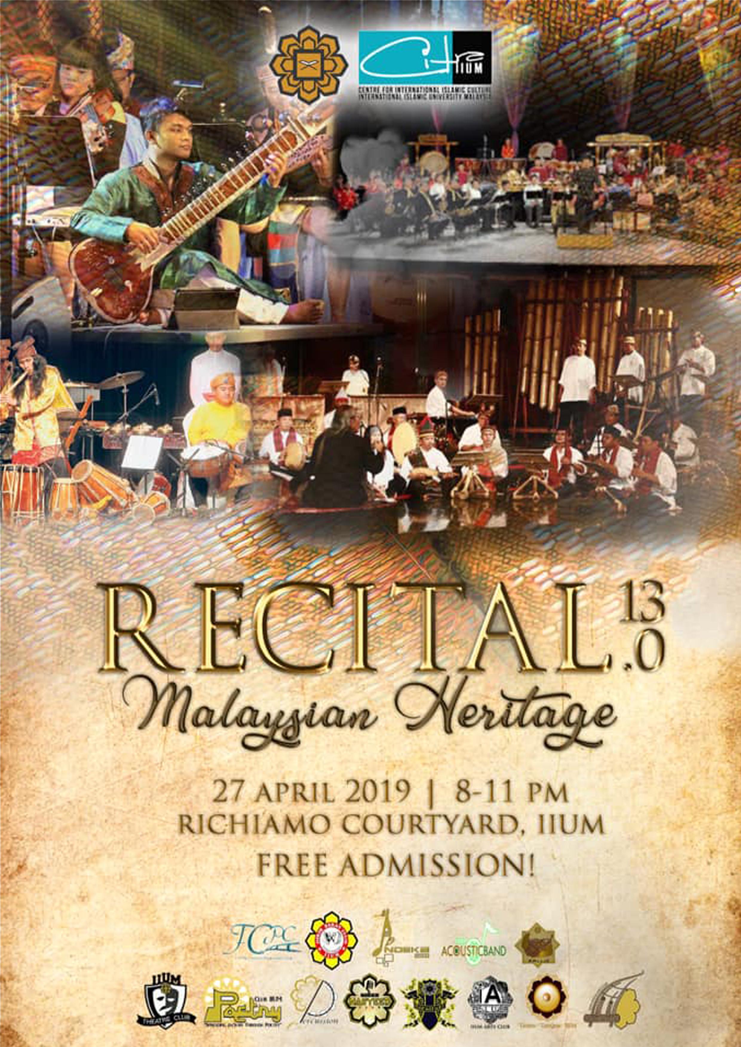 CiTRA Recital 13.0