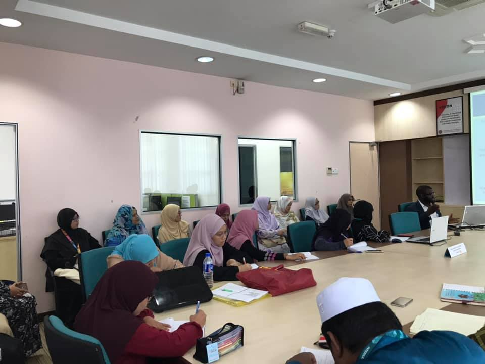 INHART Seminar Series 1, 2019