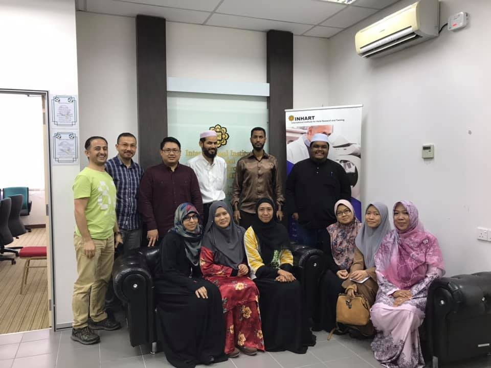 INHART Seminar Series 3, 2019