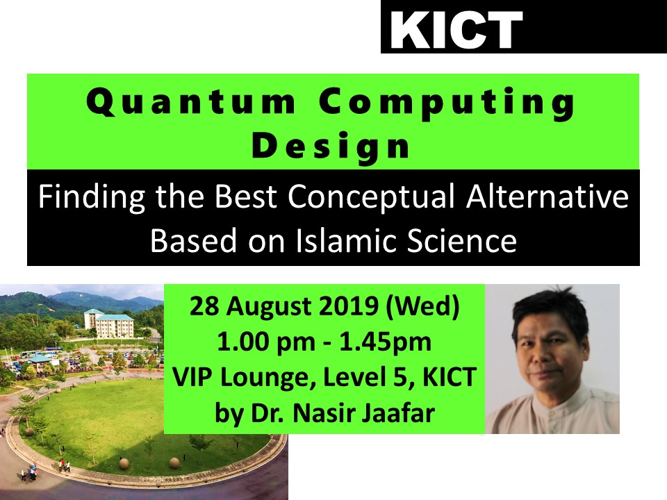 Quantum Computing Design