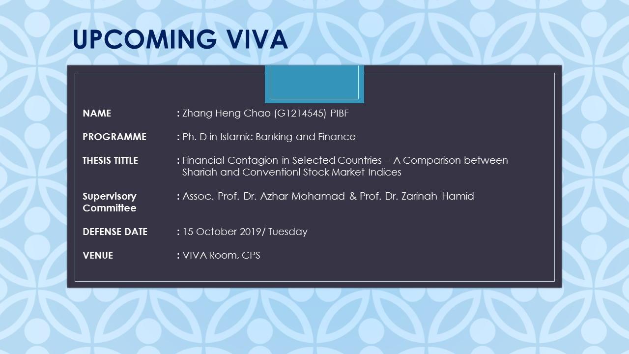 VIVA - ZHANG HENG CAO (1214545) PIBF