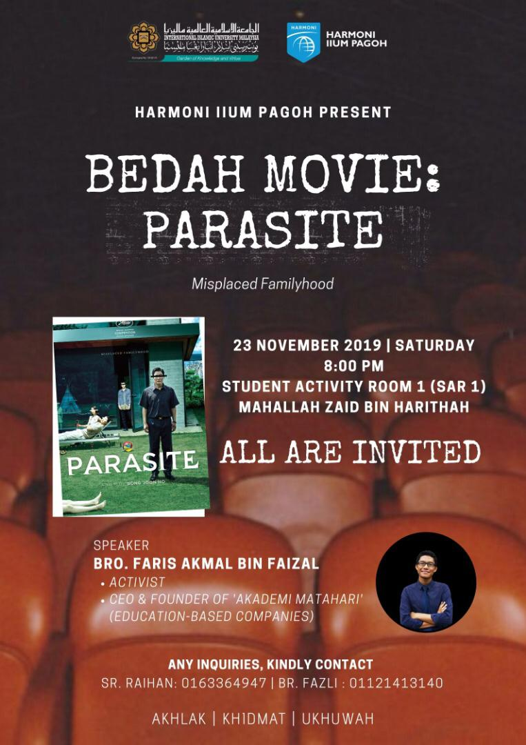 Bedah Movie : Parasite