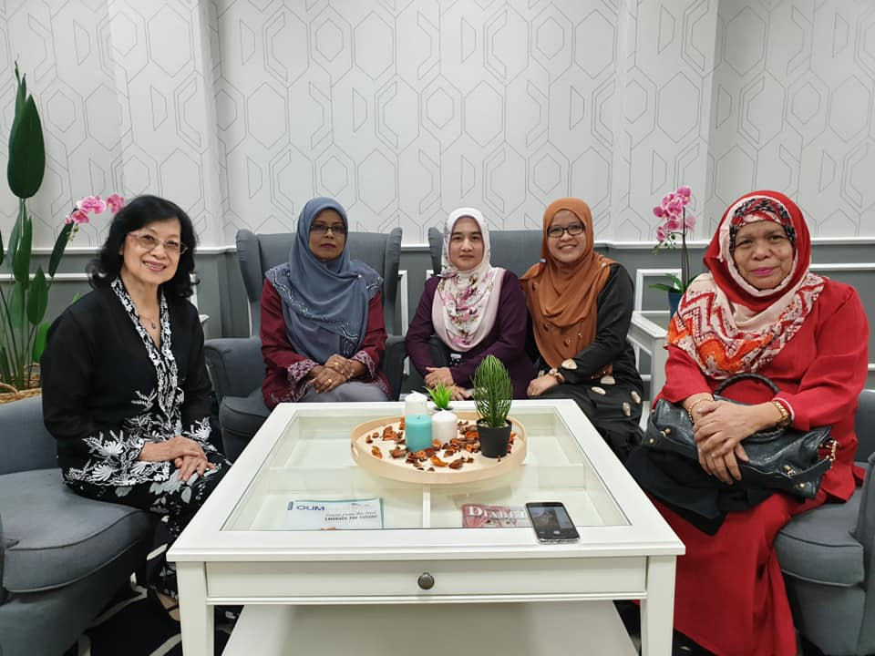 MQA Accreditation Audit Visit for PhD in Nursing