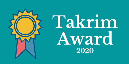 TAKRIM 2020 - ACADEMIC AWARD SUBMISSION
