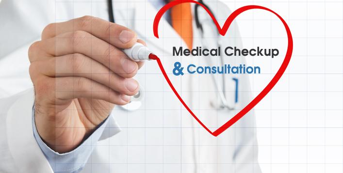 MEDICAL CHECK-UP CFS GAMBANG CAMPUS 2020-2021