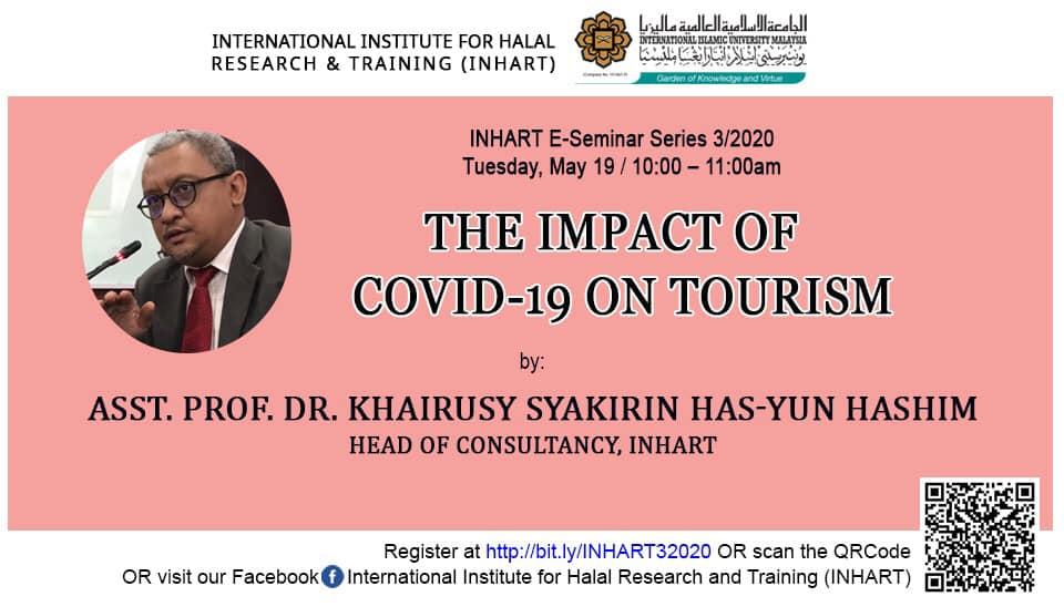 INHART E-Seminar Series 3/2020