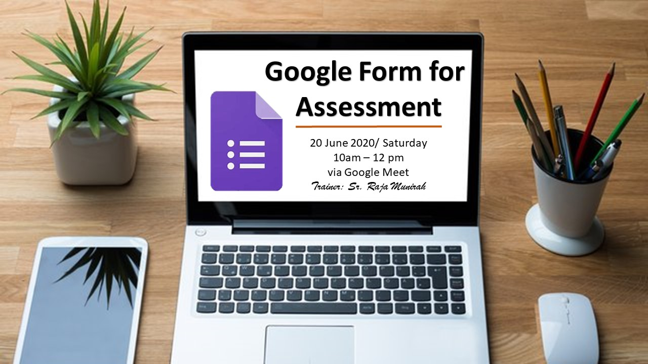 EDUCALL e-Training Series: Google Form for Assessment