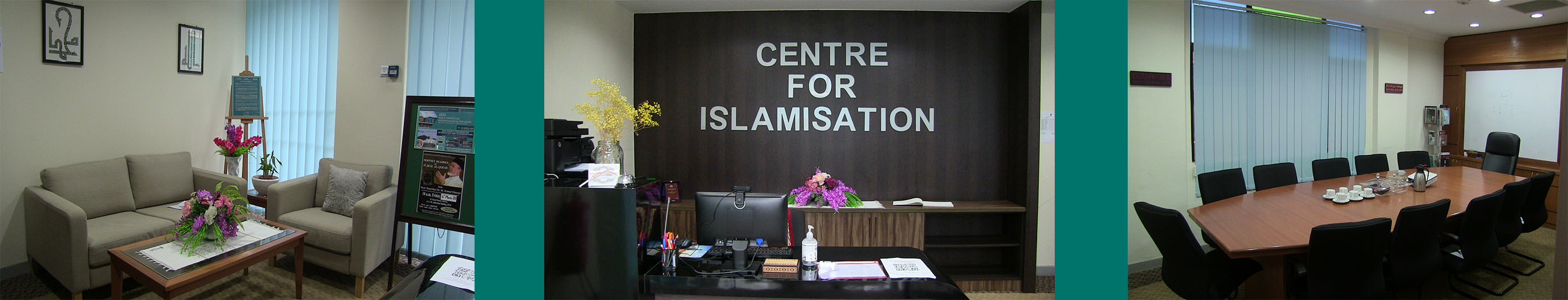 CENTRE FOR ISLAMISATION