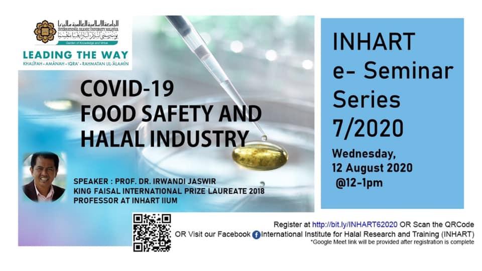 INHART E- Seminar Series 7 /2020