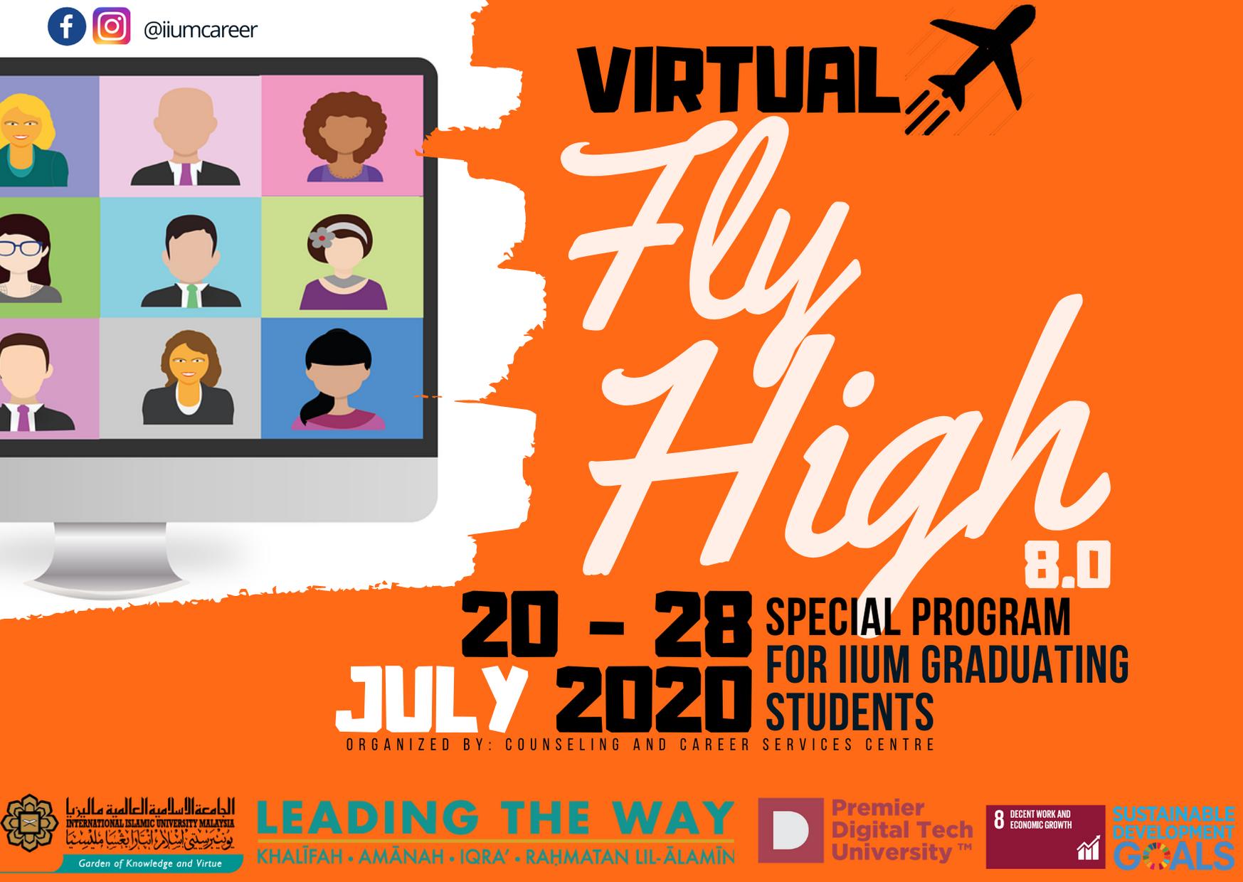 IIUM FLY HIGH 8.0