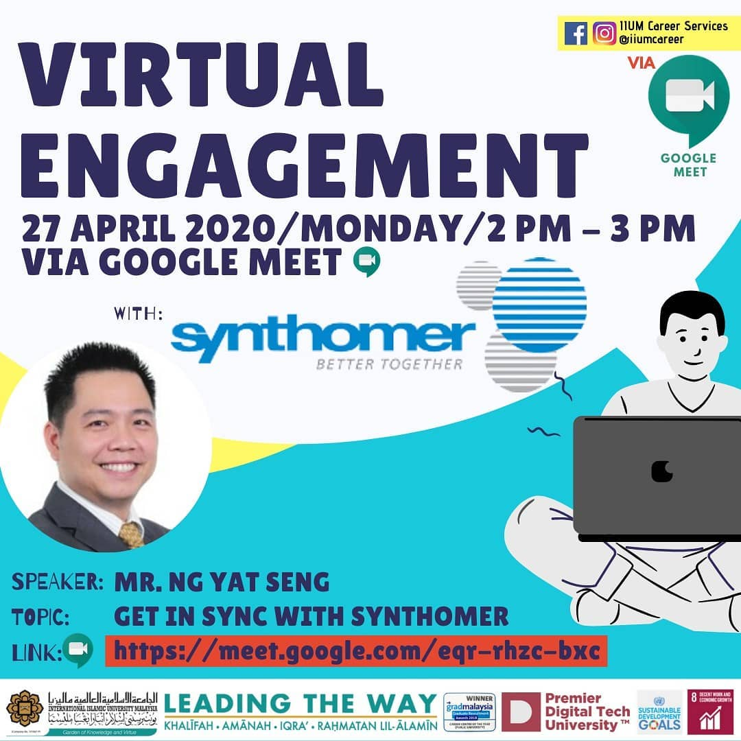 Virtual Engagement with Synthomer