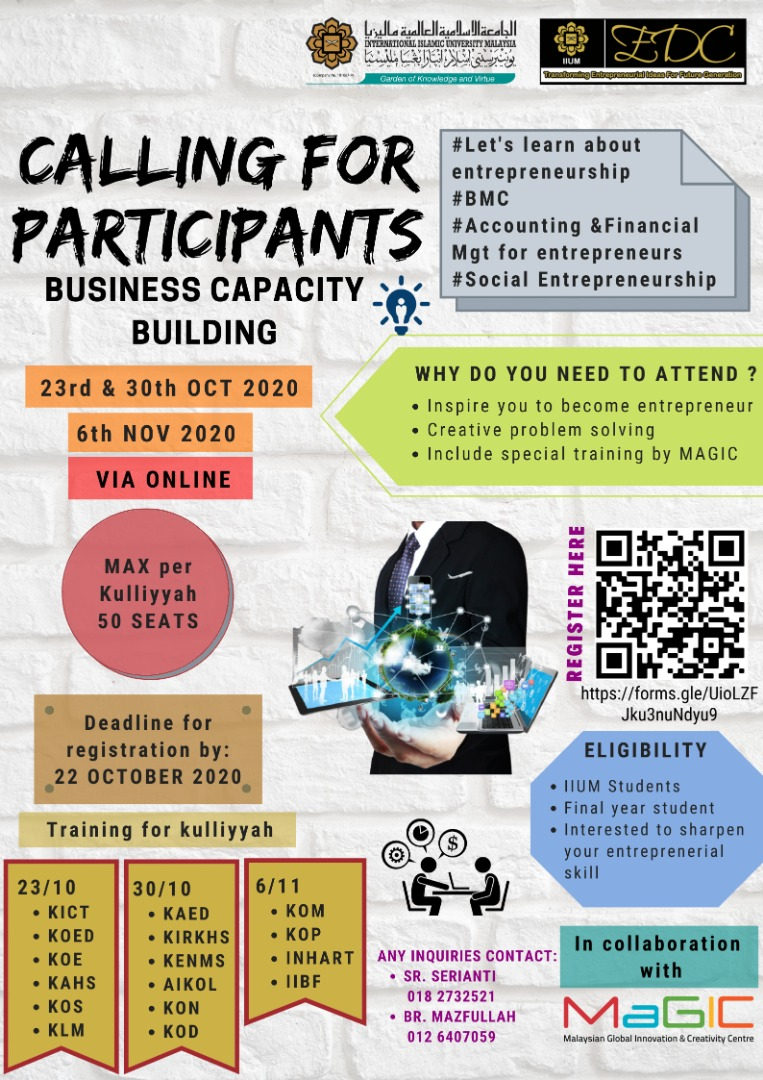 Business Capacity Building