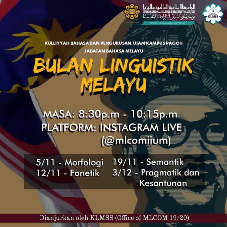 Bulan Linguistik Melayu