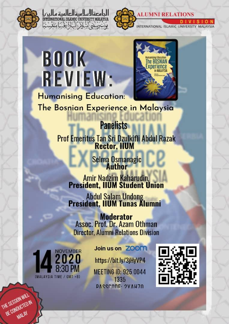Book Review: Humanising Education: The Bosnian Experience in Malaysia