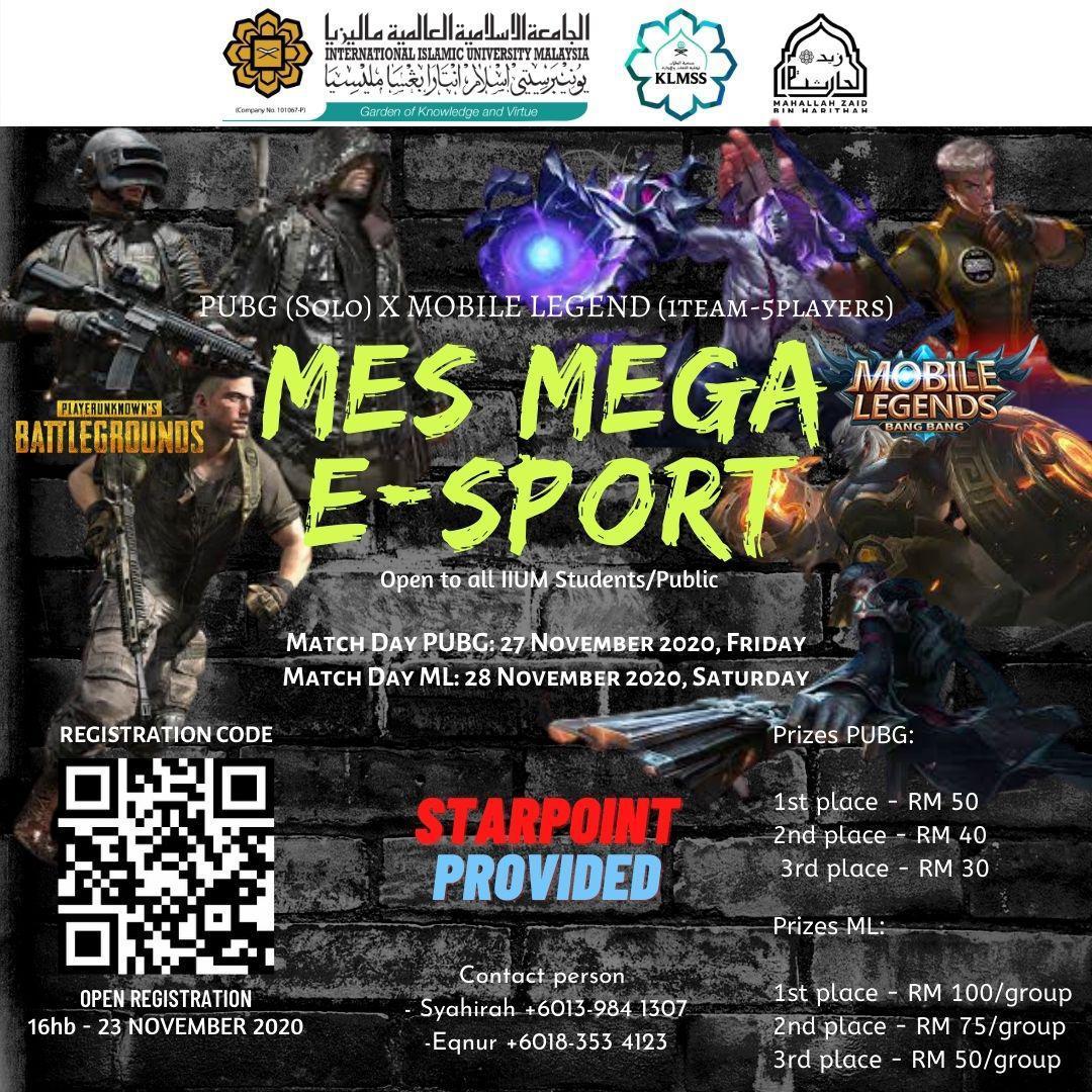 MES Mega E-Sport