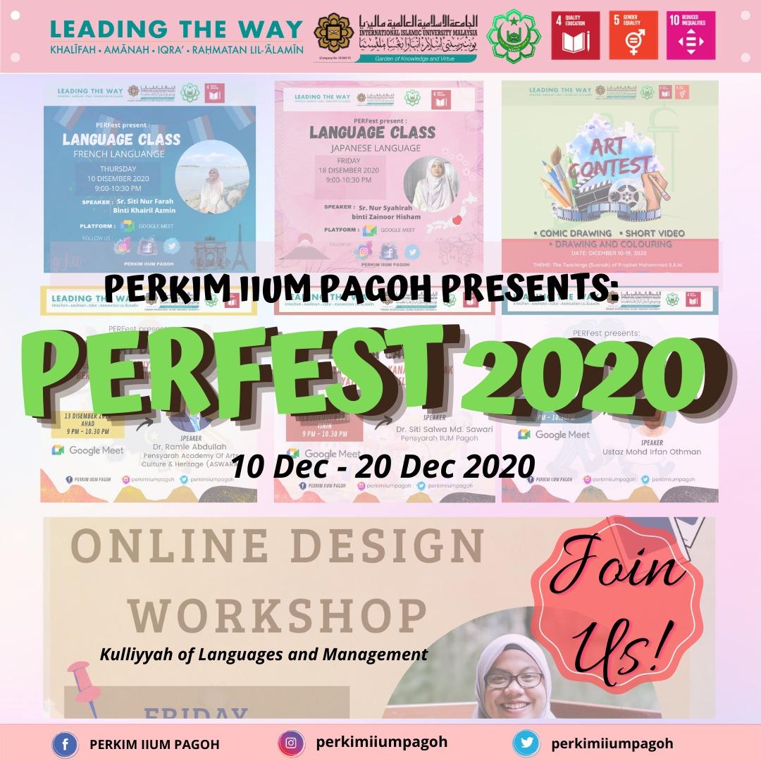 PERFEST 2020