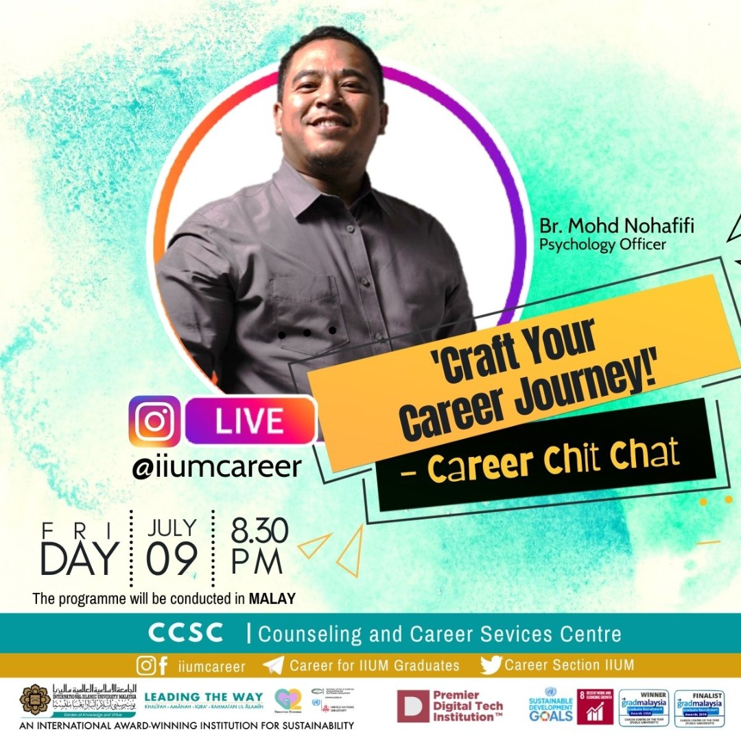 Career Chit-Chat: Craft Your Career Journey