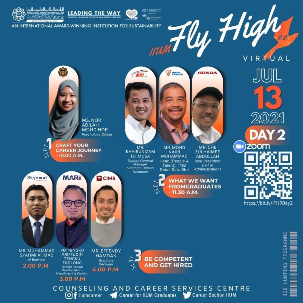 IIUM FLY HIGH 9.0 DAY 2