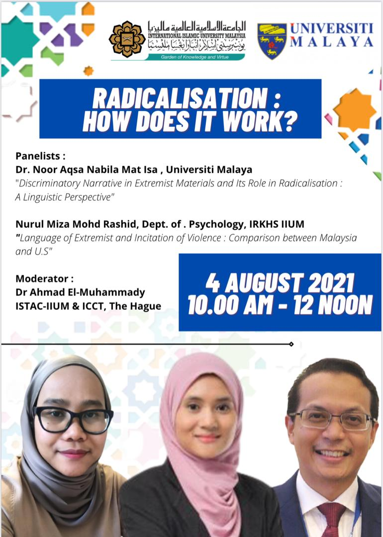 Radicalization : How Does It Work?