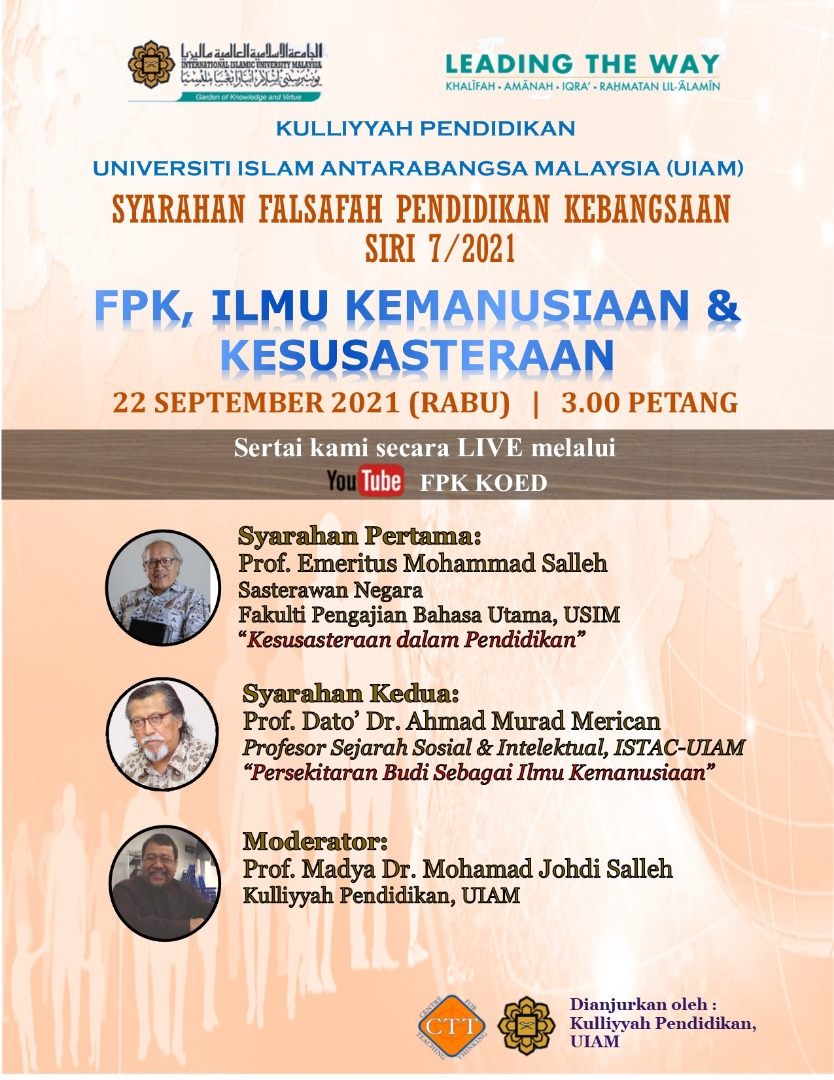 FPK Lecture Series 7/2021