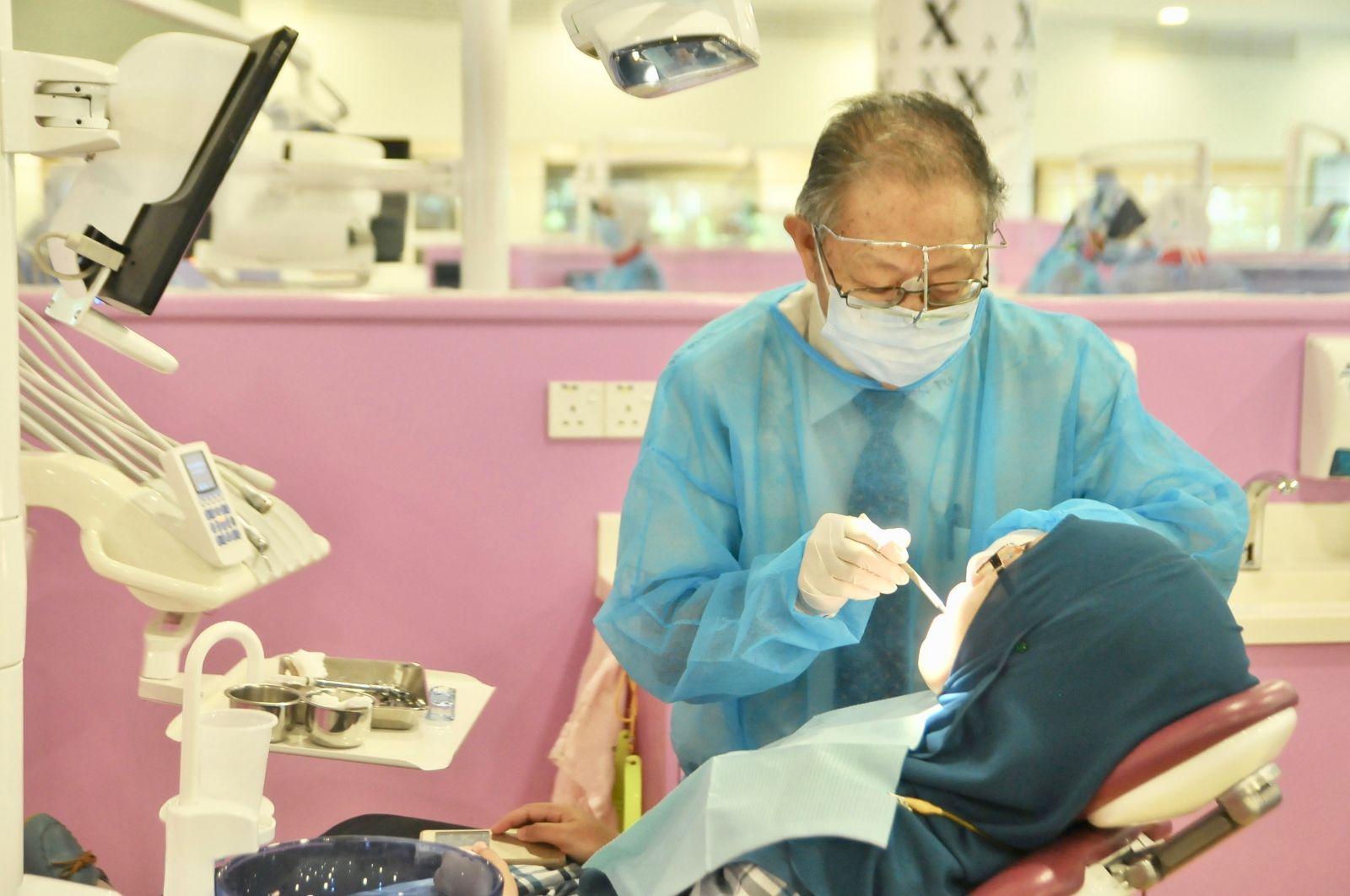 Doctor In Orthodontics (DrOrth), IIUM