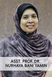 Asst. Prof. Dr. Nurhaya Bani Yamin