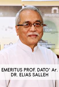 Emeritus Prof. Dato' Ar. Dr. Elias Salleh