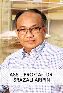 Asst. Prof. Ar. Dr. Srazali Aripin