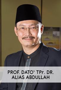 Prof. Dato' TPr. Dr. Alias Abdullah